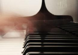 vitesse sur le piano