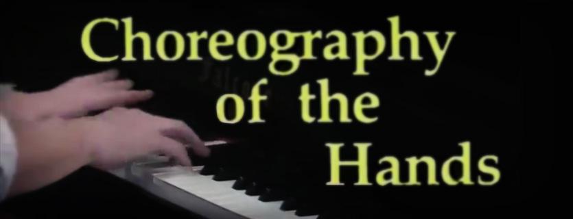 La Coreografia de las manos