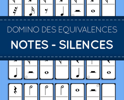 équivalences notes-silences