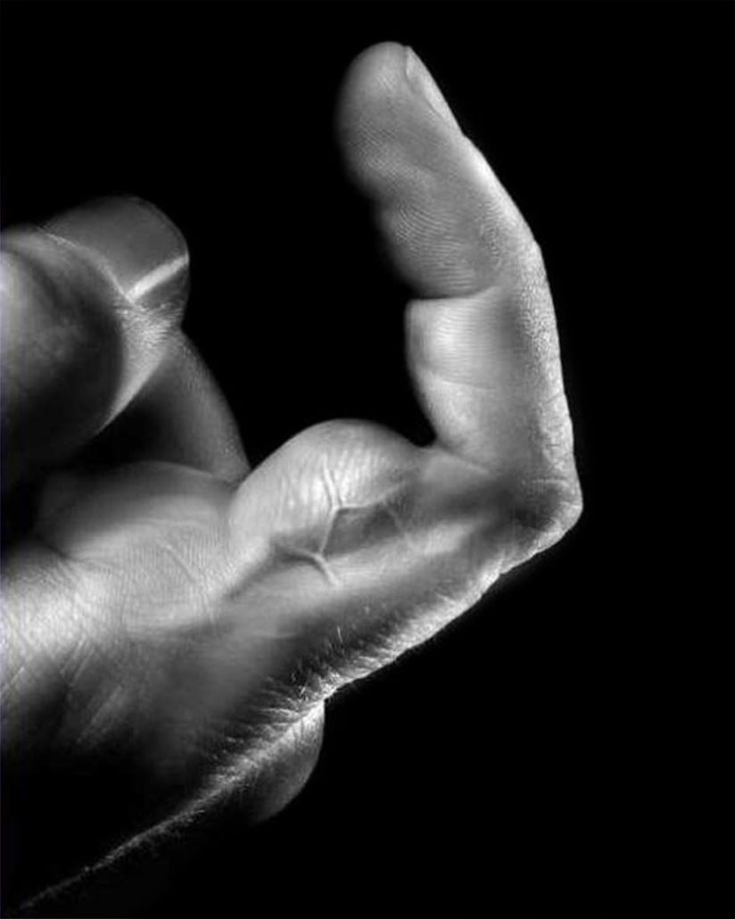 El mito de la independencia de los dedos (por Benjamin Steinhardt)
