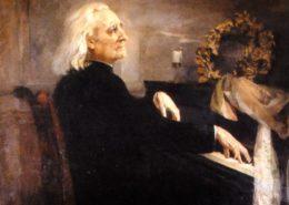 La position des poignets - Liszt