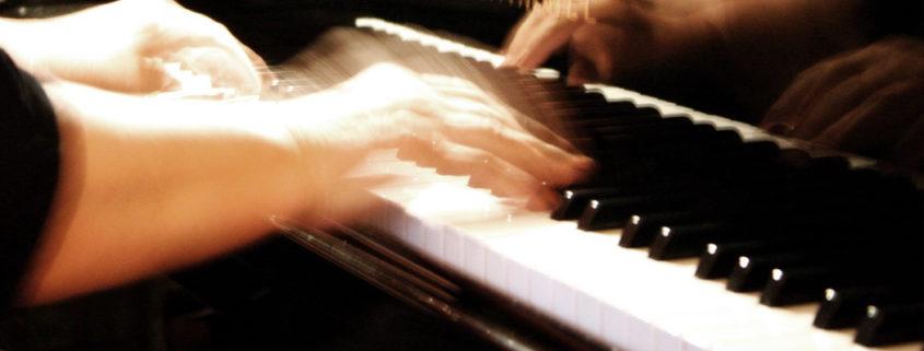 sauts au piano