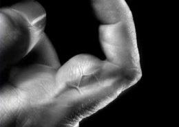 fuerza de dedos